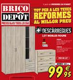 Ofertas de Bricodepot, Tot per a les teves reformes al millor preu - Cabrera