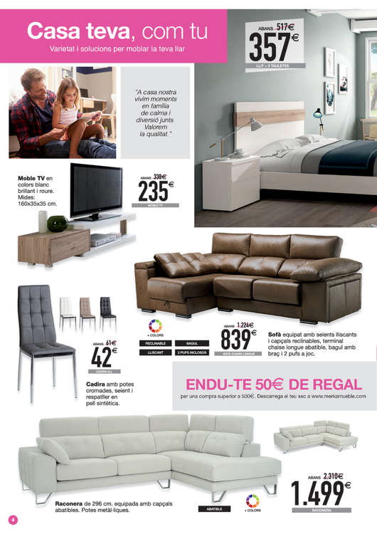 Comprar sillas de oficina barato en barcelona ofertia - Catalogo ofertas merkamueble ...