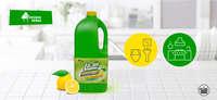 Nueva Lejía con detergente limón Bosque Verde
