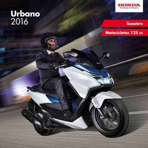 Ofertas de Honda, urbano