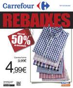Ofertas de Carrefour, Rebaixes d'estiu