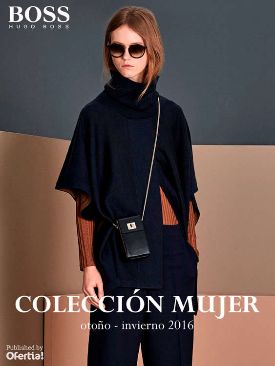 Ofertas de Hugo Boss, Colección Mujer - Otoño-Invierno 2016.pdf
