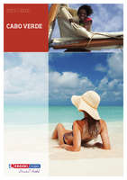 Ofertas de Eroski Viajes, Cabo Verde 2015-2016