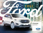 Ofertas de Ford, Nuevo Ford Edge