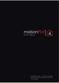 Maison Fire - Catalogo 2016
