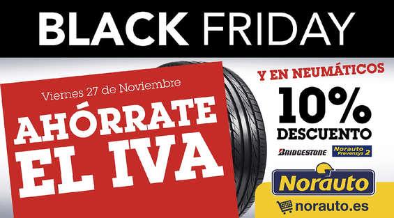 Ofertas de Norauto, Black Friday