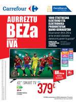 Ofertas de Carrefour, Aurreztu BEZa