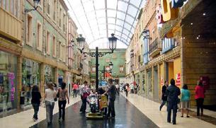 Centro Comercial ParqueAstur