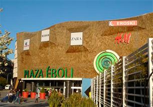 Centro Comercial Plaza Éboli