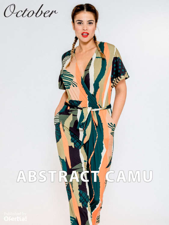 Ofertas de October, Abstract Camu