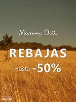 Ofertas de Massimo Dutti, Rebajas hasta -50%