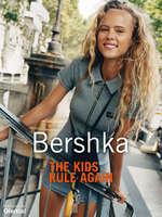 Ofertas de Bershka, The kids rule again