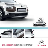Accesorios Citroën Cactus