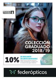 Colección graduado 2018/19