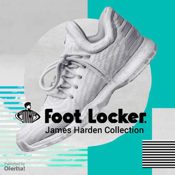 Ofertas de Foot Locker, James Harden Collection