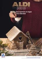Ofertas de ALDI, Recetas para mantener la magia de la Navidad
