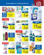 Ofertas de Carrefour, 2x1 - Compra dos unidades, ahorra la segunda