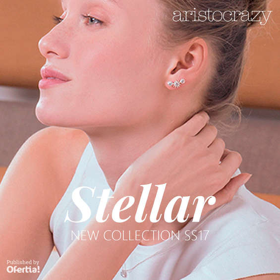 Ofertas de Aristocrazy, Stellar. New Collection SS17