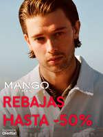 Ofertas de Mango Man, Rebajas hasta -50%
