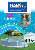 Ofertas de Fes Més, Especial piscines
