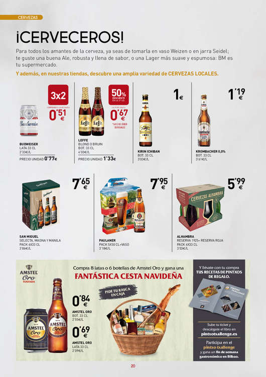 Ofertas de BM Supermercados, Excelente