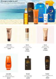 ¡Protege y cuida tu piel!
