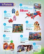 Ofertas de Carrefour, Ets navideador si t'agraden les joguines que cobren vida
