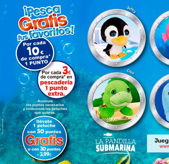 Ofertas de La Plaza de DIA, ¡Pesca gratis tus favoritos!