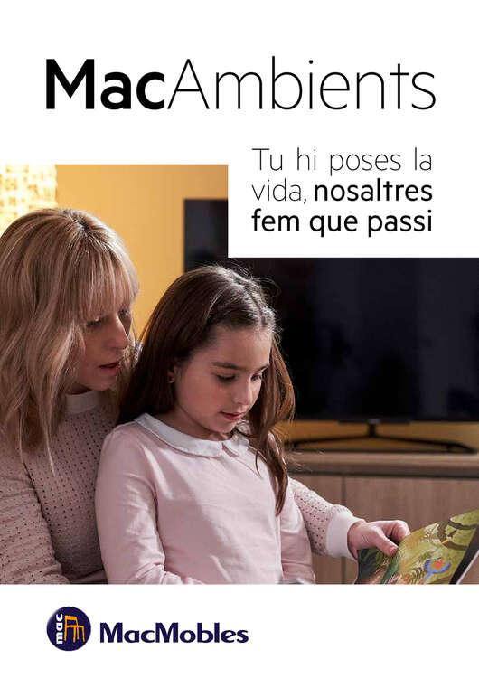 Ofertas de MacMobles, MacAmbients