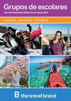 Ofertas de Barceló Viajes, Grupos de escolares
