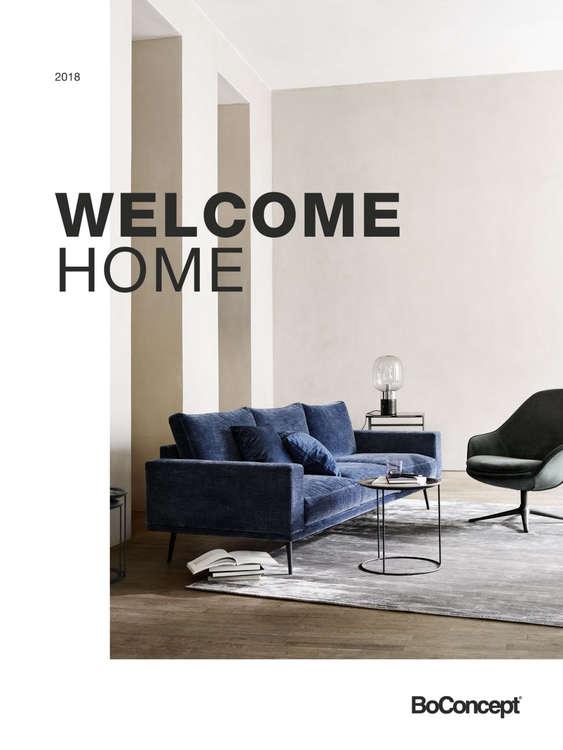 Ofertas de BoConcept, Welcome home