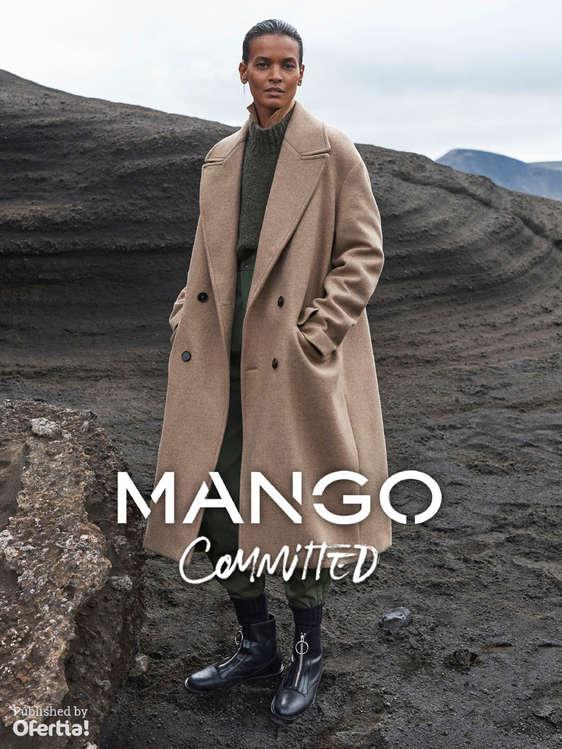 Ofertas de MANGO, Committed. Colección Mujer