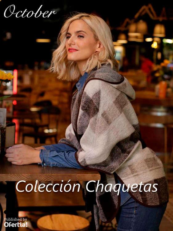 Ofertas de October, Colección Chaquetas