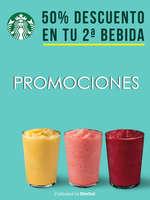Ofertas de Starbucks, Promociones Starbucks