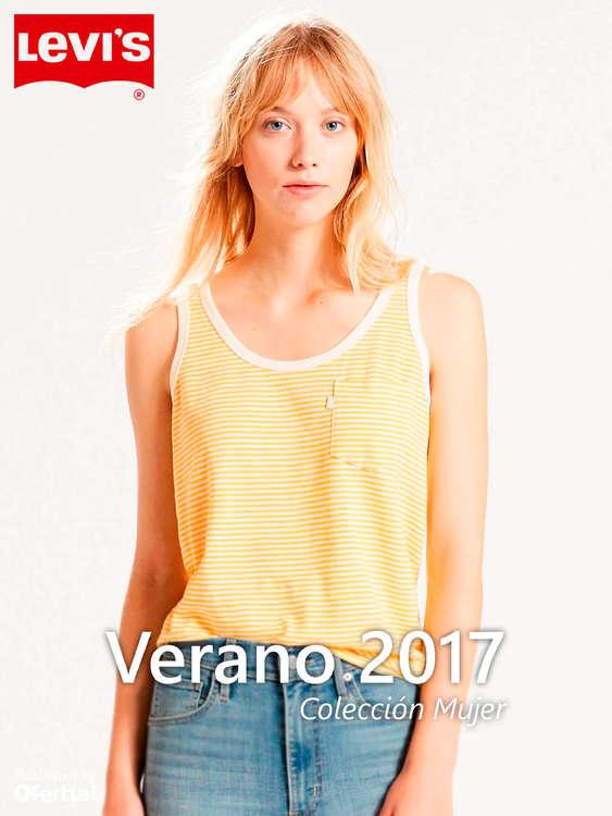 Ofertas de Levi's, Verano 2017 - Colección Mujer