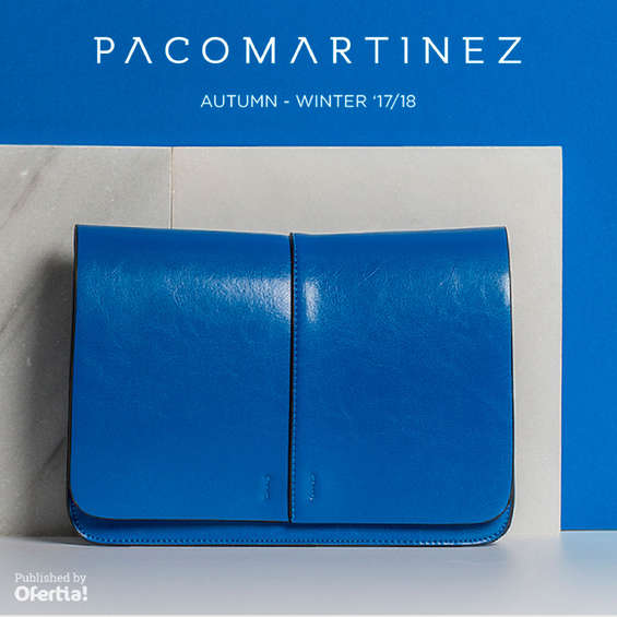 Ofertas de Paco Martínez, Autumn Winter 17-18