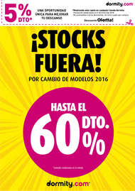 ¡Stocks fuera!