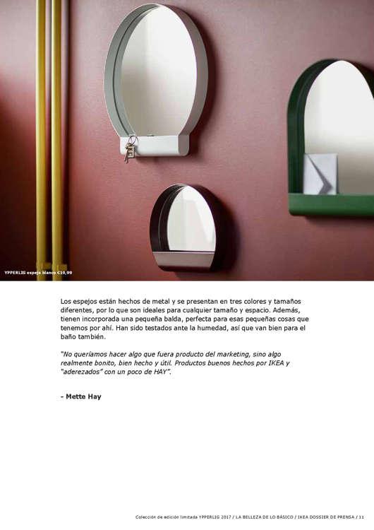 Ikea espejos ofertas y cat logos destacados ofertia for Espejos en oferta
