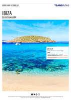 Ofertas de Transrutas, Ibiza en Catamarán 2021