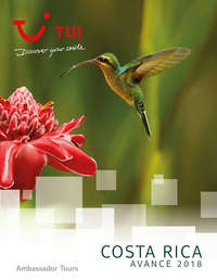 Costa Rica Avance 2018