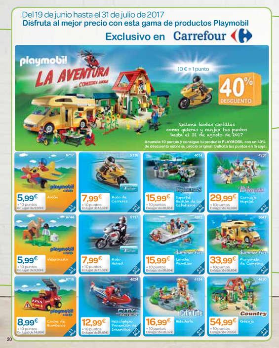 Ofertas de Carrefour, Dile hola al verano