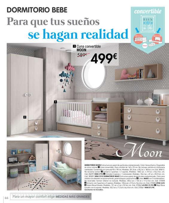 Comprar Muebles y complementos bebé barato en Illescas - Ofertia