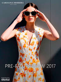 Pre-fall preview 2017