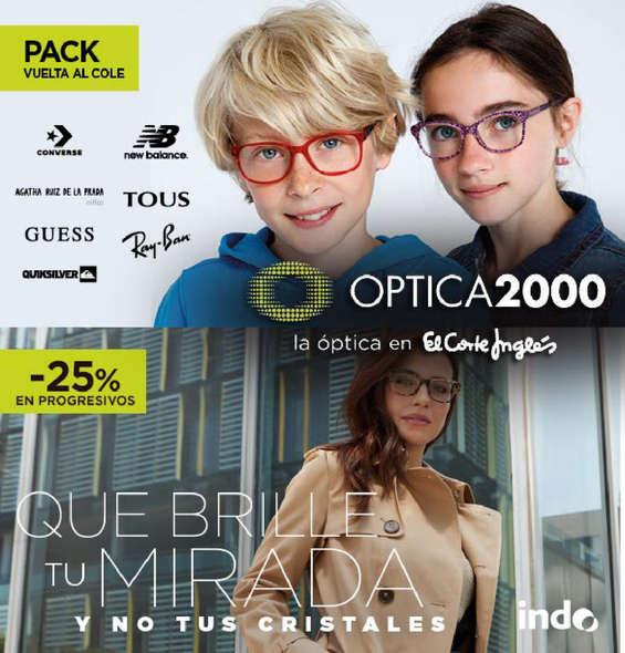 Ofertas de Óptica 2000, Descuentos