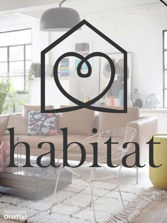 Habitat ofertas cat logo y folletos ofertia for Muebles camino a casa catalogo