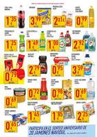 Ofertas de Fricarne, Supermercados Fricarne