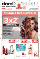 Ofertas de Clarel, Semana del cabello