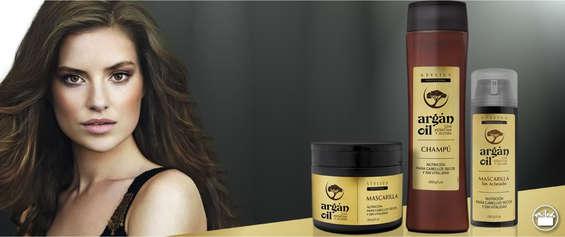 Ofertas de Mercadona, Línea Argán Oil. Nutre tu cabello seco