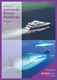 Cruceros de buceo - Maldivas