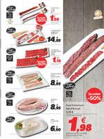 Ofertas de Carrefour, 2a unitat -50% en més de 2.000 articles